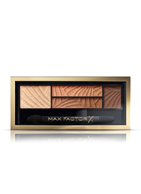 Max Factor Smokey Eye Drama Kit 4'Lü Far Paleti  03 Sumptuos Gold Renkli